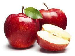 The Apple: Definitely add in your fitness and nutrition plan